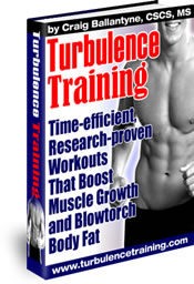 Turbulence Training for fat loss
