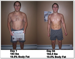How to burn fat in 2 weeks naturally image 2
