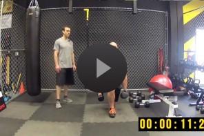 Advanced – 2K3 Workout B