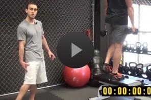 Beginner Workout B